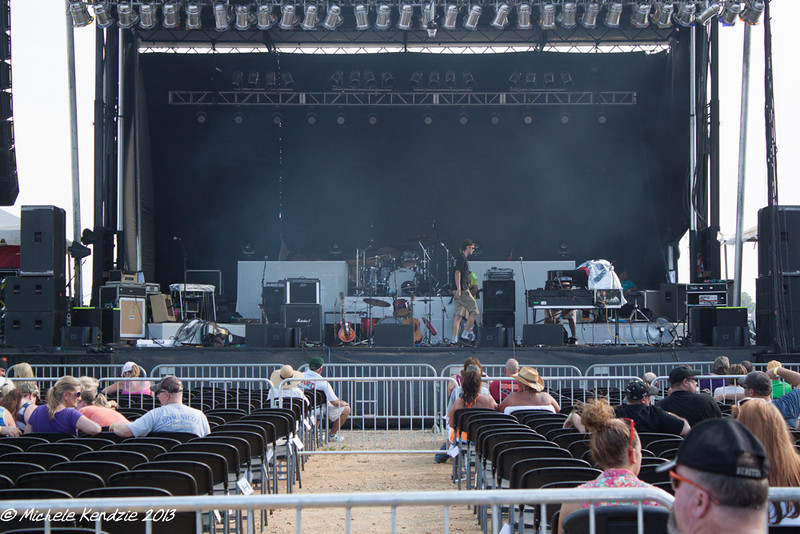 Before the Concert
