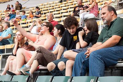 Fans (more of Rhiannon than baseball)
