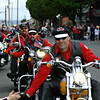 The Tenino Motorcycle Drill Team