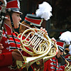 The Port Townsend High School Marching Band