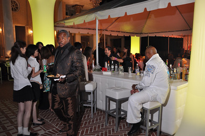 """High quality photo gallery of """"Rhythm Jazzations Mailibu Extravaganza"""" in Malibu on the sunny California coast right next to the beach. ISVodka is  honored to be one of the spirit sponsors for this important fund-raising for """"A Place Called Home.""""  High quality photographs free download for personal use only with photo credit of """"Noel Bass, Courtesy of ISVodka.""""   Contact Noel Bass at www.NoelBass.com"""