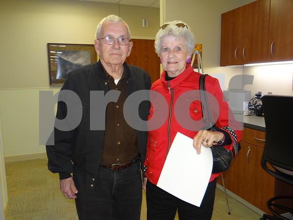 Duane Schmoker and Darleen Hay.
