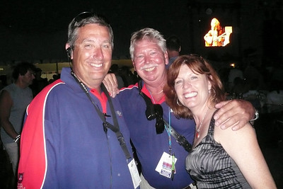 Jerry, Marty & Deb Ribfest 2011