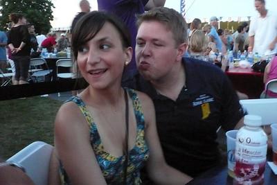 Anne & Jeff Ribfest 2011