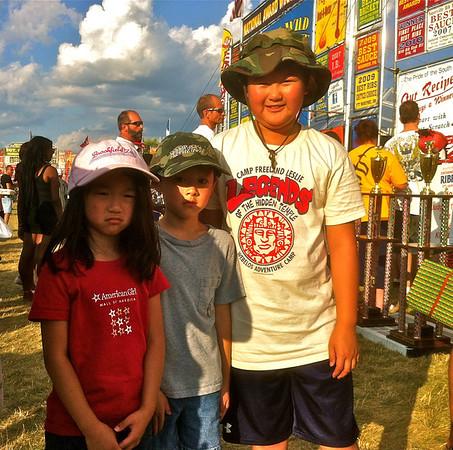 Ribfest, July 1, 2012