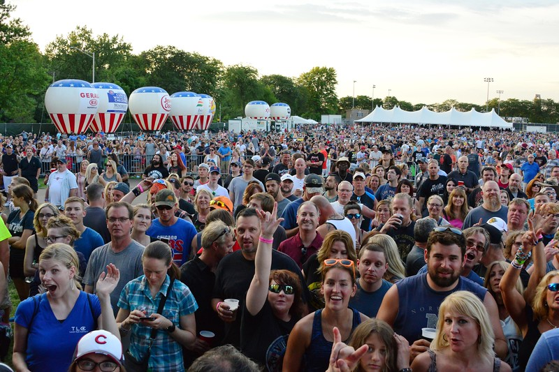 Ribfest 2017 - Naperville, Illinois - Shinedown