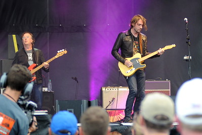 Ribfest 2017 - Naperville, Illinois - Wallflowers