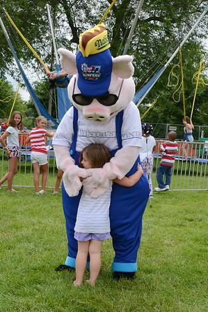 Ribfest 2017 - Naperville, Illinois - Curly Hamilton