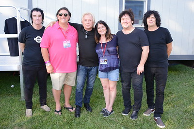 Ribfest 2017 - Naperville, Illinois - Meet & Greet - The Romantics