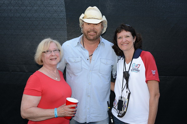 RF2017 M&G - Toby Keith