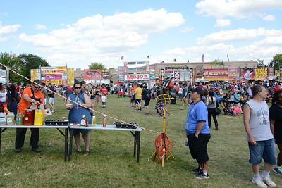 Ribfest 2017 - Naperville, Illinois - Rib Vendors