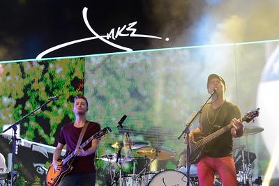 Ribfest 2018 - Naperville, Illinois - Band - Jake Owen