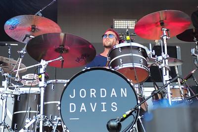 Ribfest 2018 - Naperville, Illinois - Band - Jordan Davis