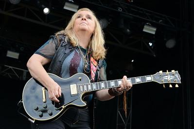 Ribfest 2018 - Naperville, Illinois - Band - Melissa Etheridge