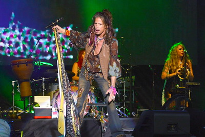 Ribfest 2018 - Naperville, Illinois - Band - Steven Tyler and the Loving Mary Band