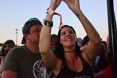 Ribfest 2018 - Naperville, Illinois - Band - Steven Tyler