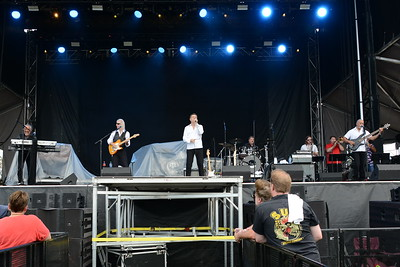 Ribfest 2018 - Naperville, Illinois - Band - The Buckinghams