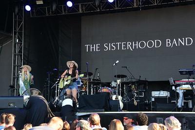 Ribfest 2018 - Naperville, Illinois - Band - The Sisterhood Band