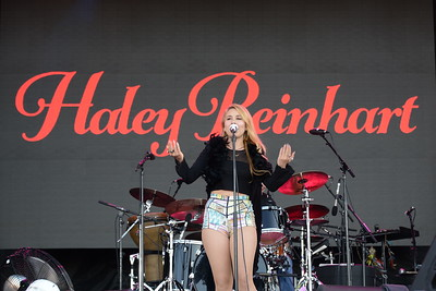 Ribfest 2018 - Naperville, Illinois - Band - Haley Reinhart