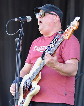Ribfest 2018 - Naperville, Illinois - Band - Billy Martin