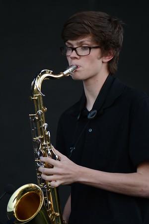 Ribfest 2018 - Naperville, Illinois - Band - Big Dog Mercer