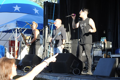 Ribfest 2018 - Naperville, Illinois - Band - 7th Heaven
