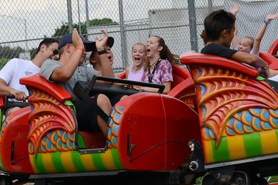 Ribfest 2018 - Naperville, Illinois - Carnival