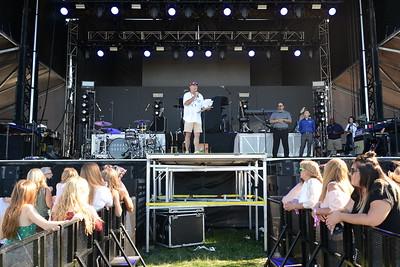 Ribfest 2018 - Naperville, Illinois - Check Presentation
