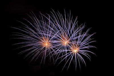Ribfest 2018 - Naperville, Illinois - Fireworks