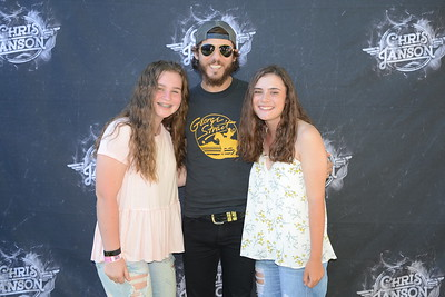 Ribfest 2018 - Naperville, Illinois - Meet and Greet with Chris Janson