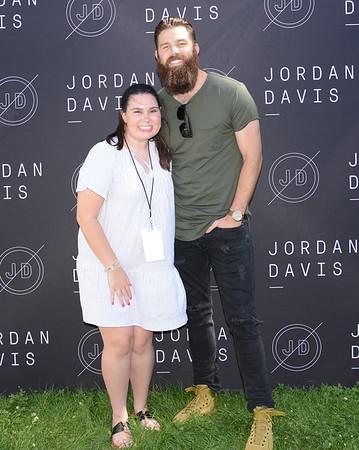 Ribfest 2018 - Naperville, Illinois - Meet and Greet with Jordan Davis