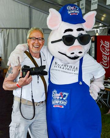 Ribfest 2018 - Naperville, Illinois - Meet The Photographers - Ron Hume, Ribfest Photographer