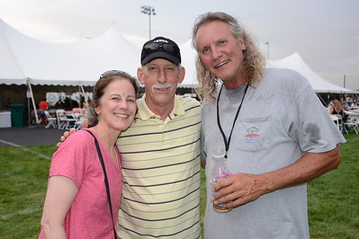 Ribfest 2018 - Naperville, Illinois - People Enjoying Ribfest