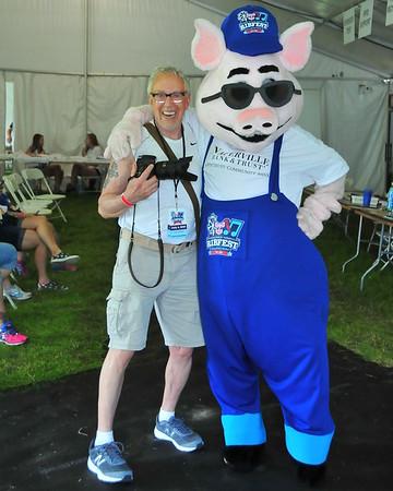 Ribfest 2018 - Naperville, Illinois - People