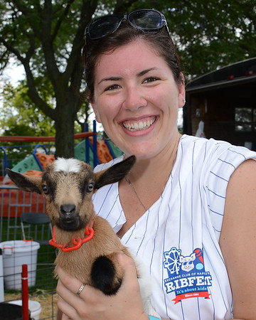 Ribfest 2018 - Naperville, Illinois - Petting Zoo