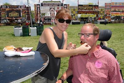 Ribfest 2018 - Naperville, Illinois - Rib Eaters