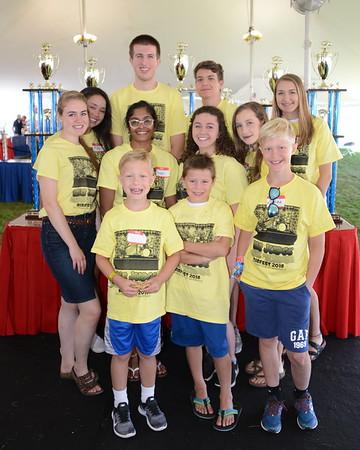Ribfest 2018 - Naperville, Illinois - Rib Judging