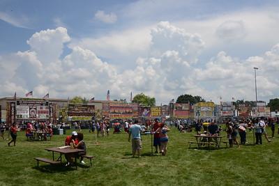 Ribfest 2018 - Naperville, Illinois - Rib Vendors