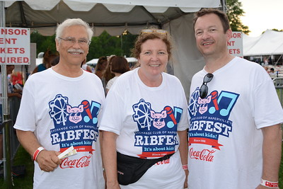 Ribfest 2018 - Naperville, Illinois - Volunteers