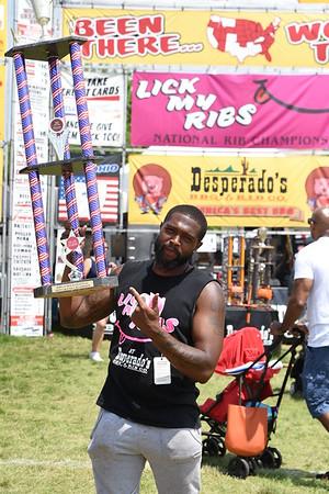 Ribfest 2019 - Naperville, Illinois - Rib Vendors