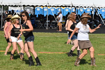 Ribfest 2019 - Naperville, Illinois - Saddle-Up Dancers