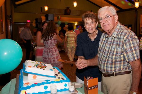 Ricci 70th Birthday 2012