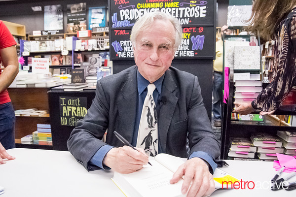 Richard Dawkins: Brief Candle in the Dark Book Signing