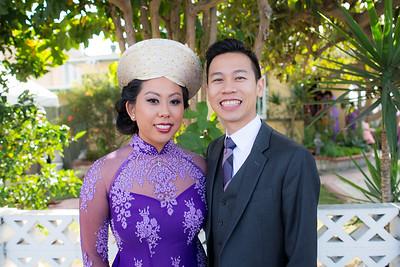Richie & Anne - LA Wedding