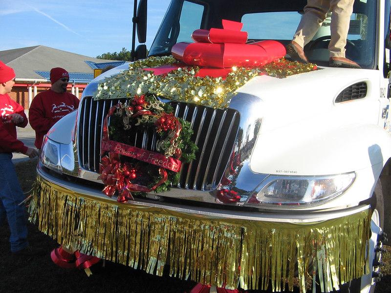 richmond hill christmas parade
