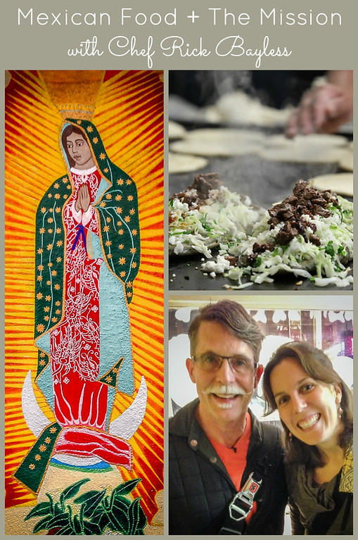 Exploring Mexican Food & San Francisco's Mission District, with Chef Rick Bayless