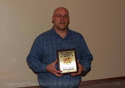 Boys and Girls Club Umpire of the Year 2011
