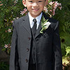 Jared as the Ring Bearer