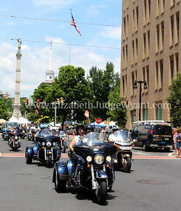 Motorcycle Ride for  9/11 Hero 6/28/2014