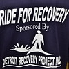 Ride for Recovery sponsored by the Detroit Recovery Project :